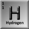 Hydrogen - original graphic by Stephanie Lockey